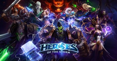 Heroes of the Storm Offers 20 Free Heroes with Mega Bundles