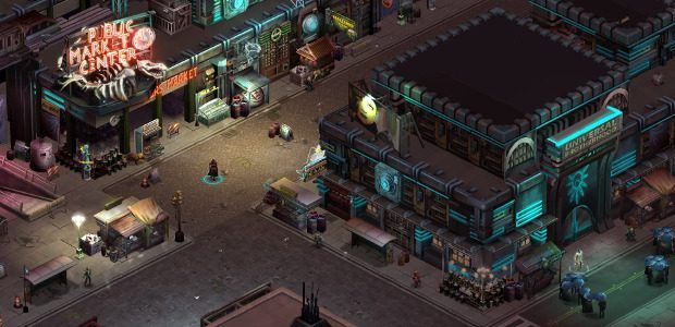 Shadowrun Returns is free on the Humble store