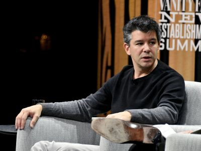 Travis Kalanick is no longer CEO, but he'll have a hand in picking his successor