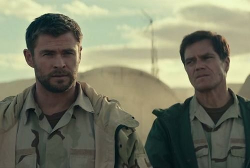 '12 Strong' Review: .And The Horses They Rode In On