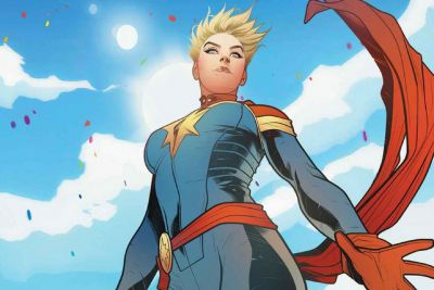 Setting Captain Marvel in the '90s hints at how much she matters