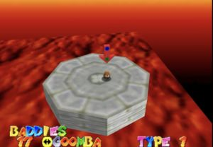 Make your own Super Mario 64 levels with this mod