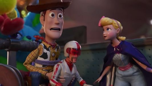 New TOY STORY 4 Trailer Features The Gang Embark on a Wild Adventure To Save Forky