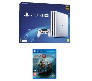PS4 Pro with God of War under £350, Save on Amazon Devices