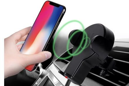 Keep your hands on the wheel with the best iPhone X car mounts
