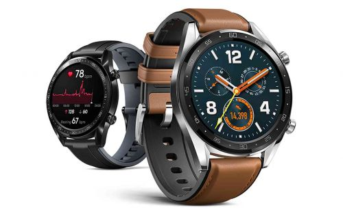 Huawei Watch GT is a new smartwatch with a two-week battery life