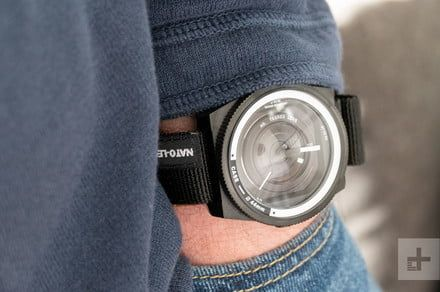 The Tacs Nato-Lens is a watch for those who live life through a camera lens