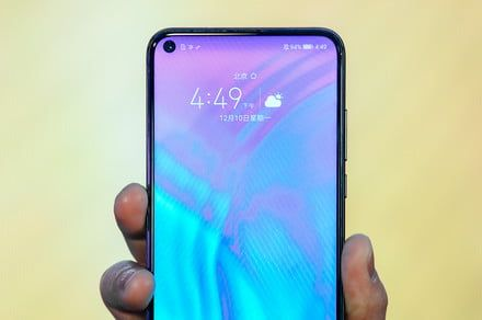 Why Honor's new screen is the hole-y grail in quest to ditch the notch