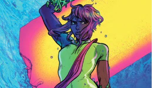 Leong's Prism Stalker is a Beautiful and Poetic Tale