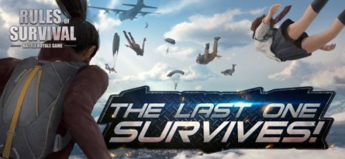 Rules of Survival guide - how to be the last person standing