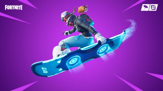 Fortnite Patch Notes Add Driftboard; Here's What's New