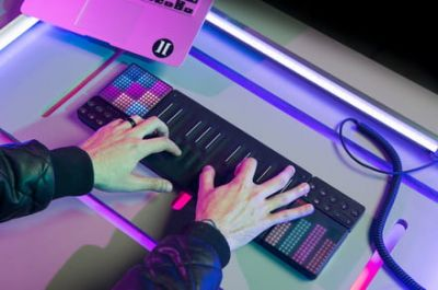 For the first time since the 1980s, we're excited about a music synthesizer