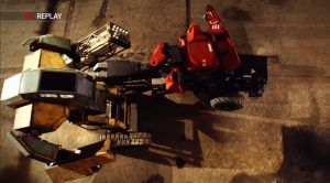 Much-Anticipated Giant Robot Fight Was Staged, Took 3 Days to Film