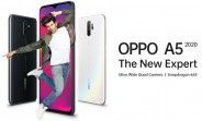 Oppo A5 (2020) goes on sale in India