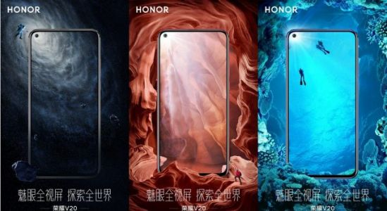 Honor V20 teaser suggests it'll have a huge battery and a capable selfie camera
