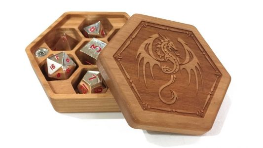 Elderwood Academy Makes Stunning Accessories for Tabletop and TCG Gamers