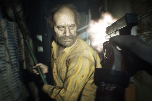 Capcom is bringing Resident Evil 7 to Switch. by streaming it