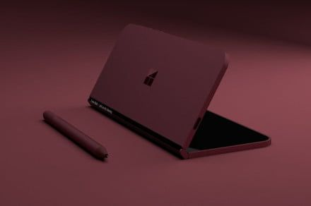 Microsoft could be planning a laptop with foldable screen, hints patent filing