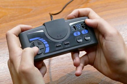 Konami's TurboGrafx16 console is back, and it's a treasure trove of retro gaming