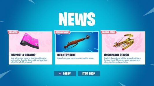 Fortnite Making Key Changes to Plane Damage, Some Weapon Reloads