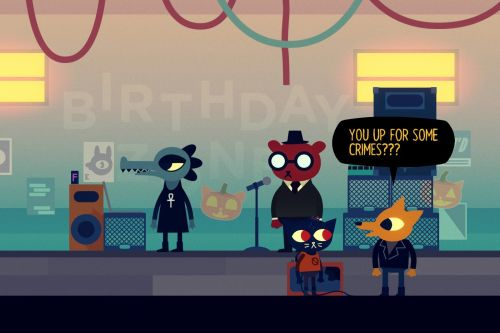 Indie game award finalists include 'Cuphead' and 'Night in the Woods'