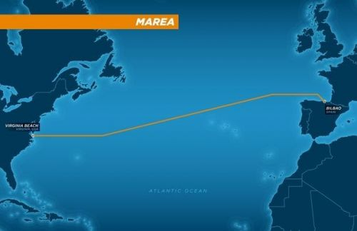 Microsoft and Facebook finish laying massive transatlantic internet cable