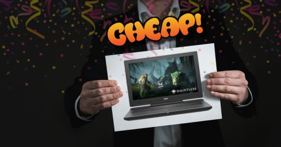 CHEAP: Tickle your gaming senses with Dell's G5 laptop at $599