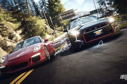 The best racing games for the PS4