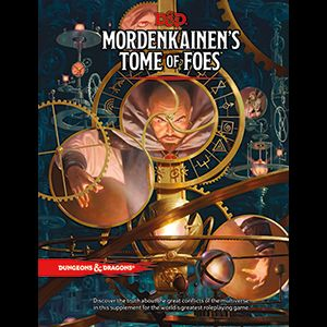 Mordenkainen's Tome of Foes Now Available
