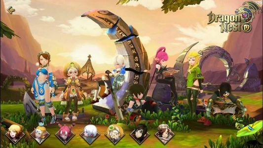 Pre-register now for MMORPG Dragon Nest's much anticipated mobile debut