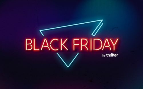 Follow Thrifter this week for the best Black Friday deals in one place!