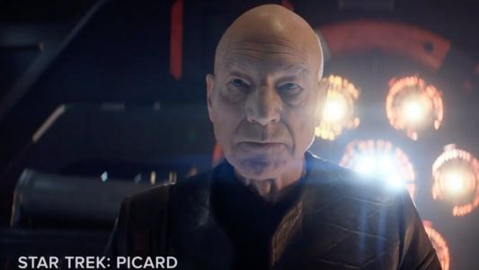 Stunning Full Trailer For STAR TREK: PICARD Will Fill You With Joy and Excitement and Surprising Casting Revealed!