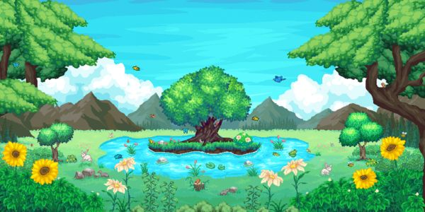 Ecosystem simulator Small Living World out now on Android