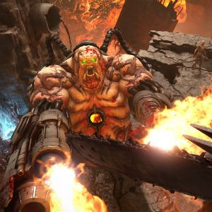 Doom Eternal dev team were 'crunching pretty hard' during 2019