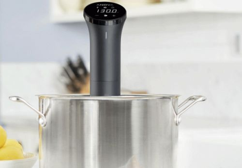 Anova's newest sous vide cooker is cheaper today than it was on Black Friday