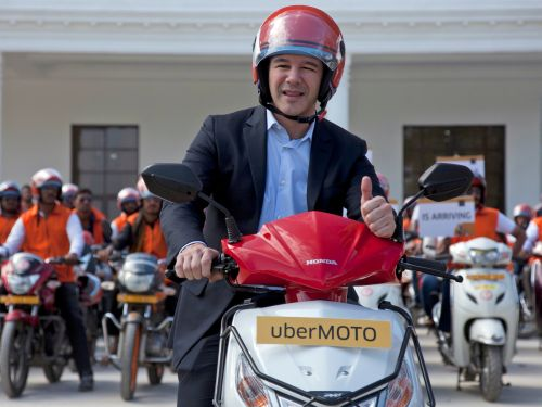 Uber founder Travis Kalanick's new company turns parking lots and abandoned shopping malls into space for businesses