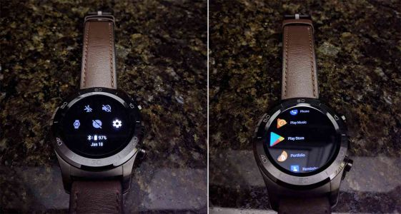 Android Wear 2.8 update brings darker background, better notification glanceability