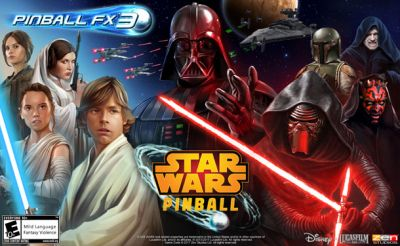 See What Legacy Tables Will Carry Over To Pinball FX 3 For Free