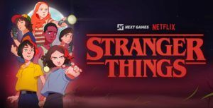 Location-based Stranger Things game coming to mobile in 2020