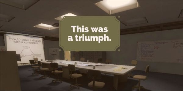 It's Finally Possible To Earn An Elusive Achievement In The Stanley Parable