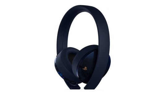 This Limited Edition PS4 Gold Headset Is On Sale For An Excellent Price