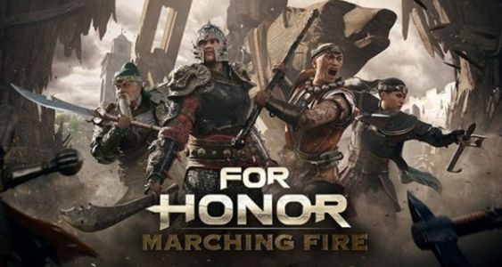 Two new trailers from Ubisoft mark the launch of the For Honor: Marching Fire expansion