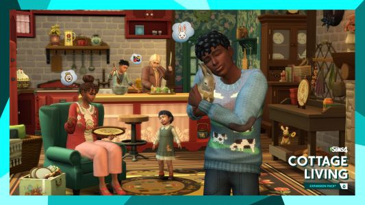 The Sims 4 Cottage Living expansion delivers on farming, farm animals, and more