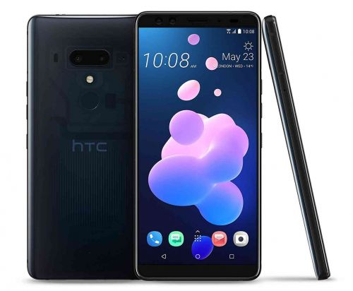 HTC U12+ official with four cameras, improved Edge Sense features
