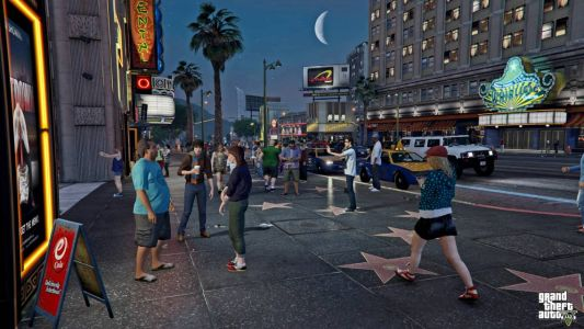 A Grand Theft Auto V Player Counted How Many Times You Have to Kill to Complete the Game