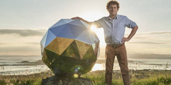 The big fake 'star' that Rocket Lab sent into orbit is falling back down to Earth