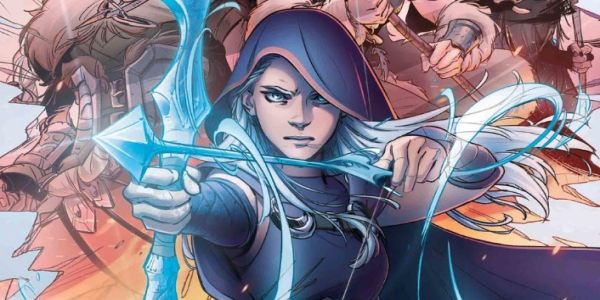 League Of Legends Is Getting Its Own Marvel Comics