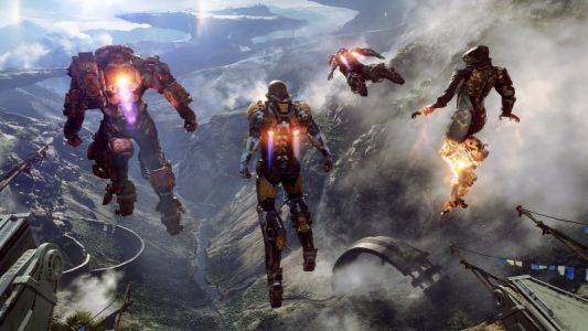 Anthem And Jump Force Lead February Sales In U.S