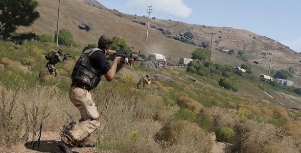 Have you played. ArmA 3?
