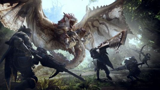 Monster Hunter: World brings the series back to consoles in January